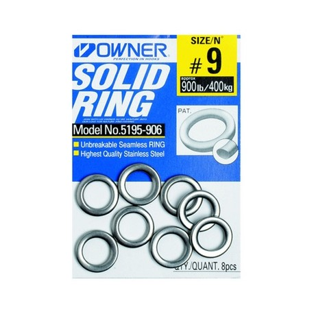 Owner Solid Ring 5195