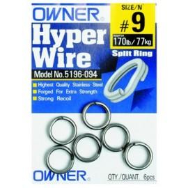 Owner Split Ring 5196