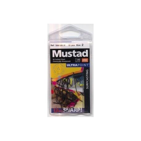 Mustad 32813BLM Aberdeen worm