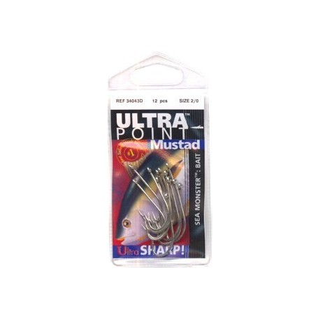 Mustad 34043D Sea Monster