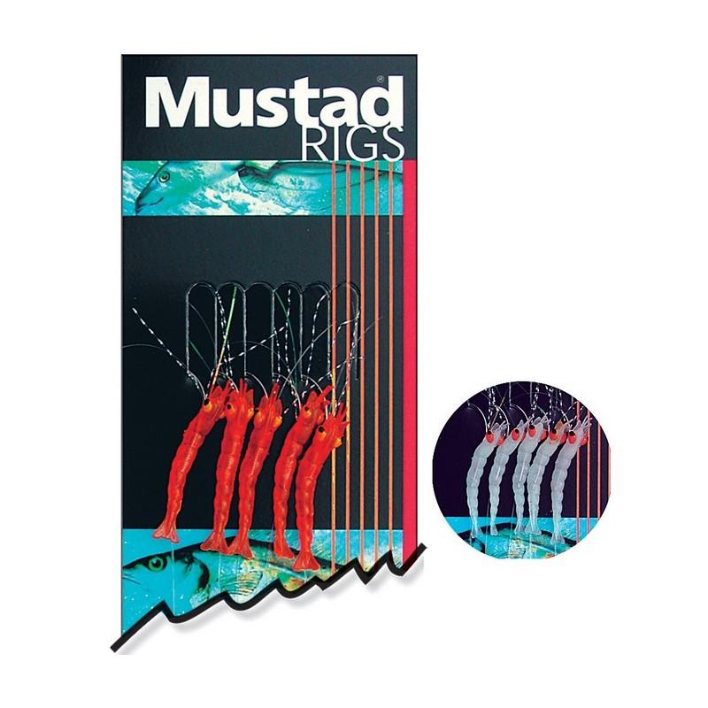 Mustad Τσαπαρί Γαρίδα T51/T52