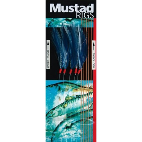 Mustad Τσαπαρί T58 Mackerel & Pollack