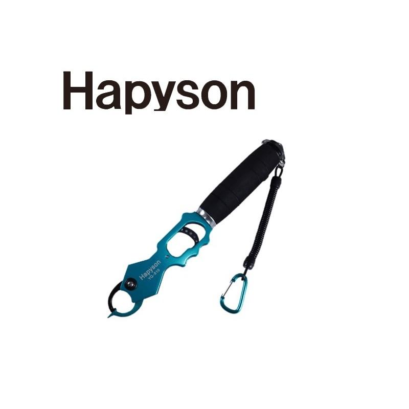Hapyson FISH GRIP ΜΕ ΜΕΤΡΗΣΗ ΒΑΡΟΥΣ ΚΑΙ ΜΗΚΟΥΣ ΨΑΡΙΟΥ YQ-810B