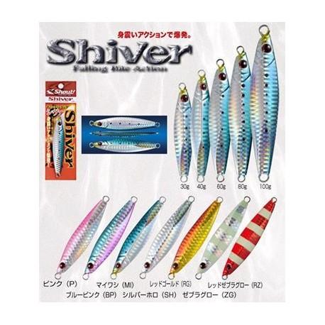 SHOUT Shiver Shore Jig