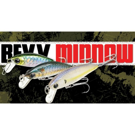 LUCKY CRAFT BEVY MINNOW 33 - SNACKY