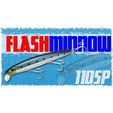 LUCKY CRAFT FLASH MINNOW 110 30G