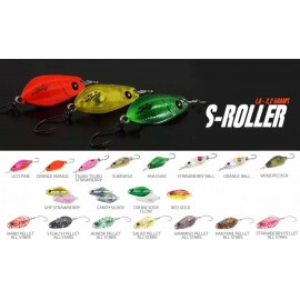 LUCKY CRAFT S-ROLLER / AIR S-ROLLER