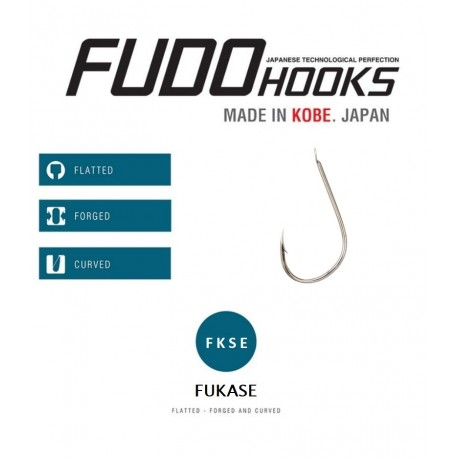 FUDO Fukase - Black Nickel