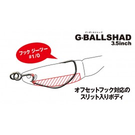 TICT G-Ballshad 3.5 Grouper