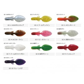 TICT Paddle or Claw 2.8 Grouper