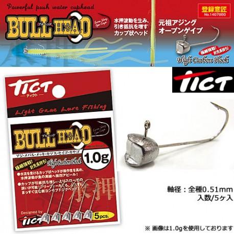 TICT Μολυβοκεφαλές Bull Head