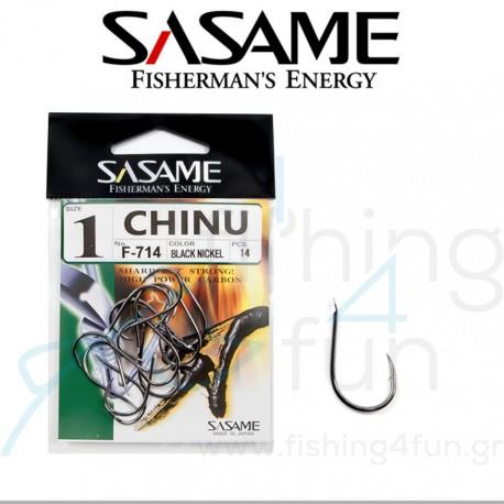 SASAME Chinu Hook F714 - F711
