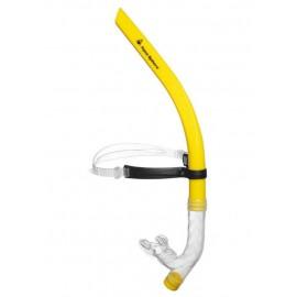 AQUASPHERE Yellow Snorkel