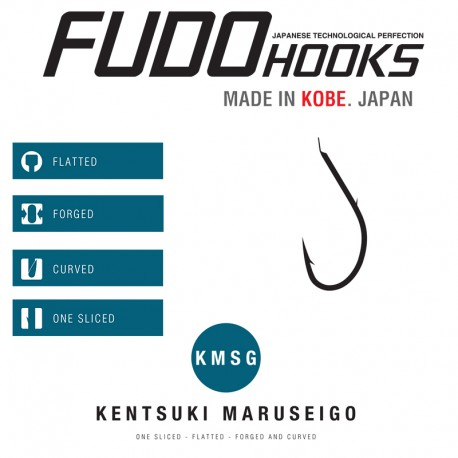 FUDO Kentsuki Maruseigo - Black Nickel