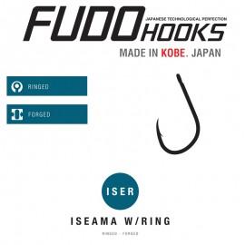 FUDO Αγκίστρια ISEAMA W/RING