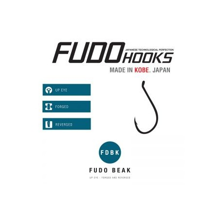 FUDO Beak - Black Nickel