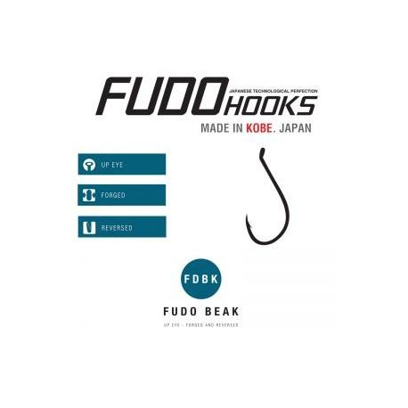 FUDO Beak - Black Nickel