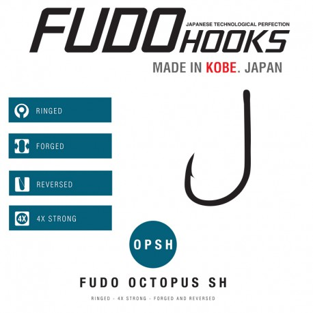 FUDO Octopus SH - Black Nickel