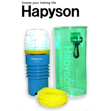 HAPYSON Underwater Luring Lamp