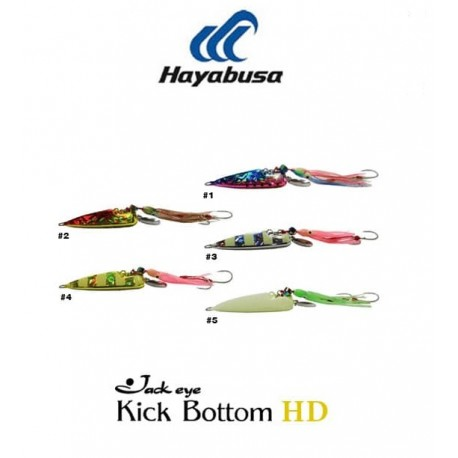 HAYABUSA Kick Bottom HD FS-429